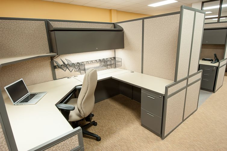 Multiple Workstation Office Cubicle Ideas   Google Search | Conference Room/ Office Remodel | Pinterest | Office Cubicles, Open Office And Conference  Room