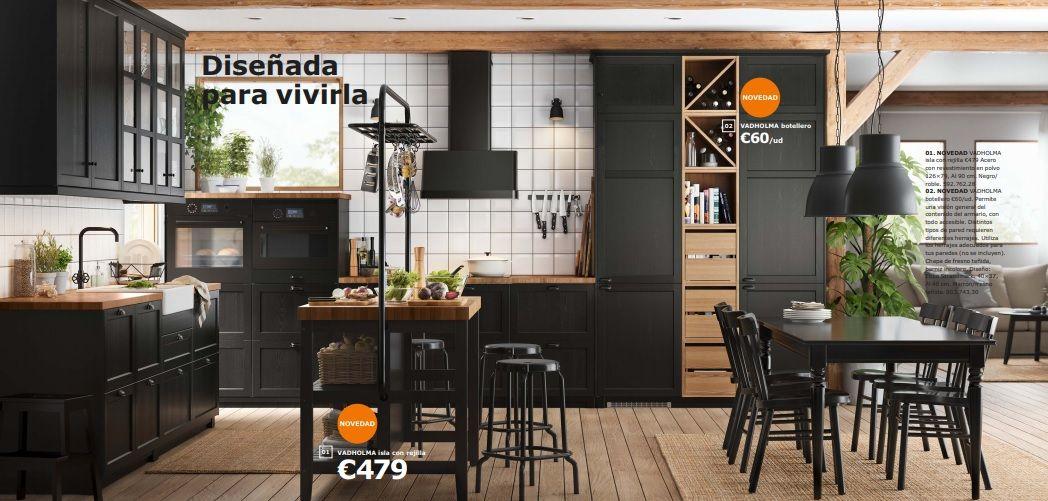 19 Isla De Cocina Ikea Home Home Kitchens Kitchen Remodel