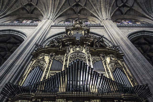 Órgano de la Catedral de Segovia