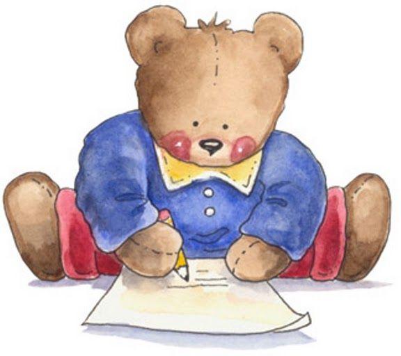 teddy bear osos pinterest teddy bear bears and clip art rh pinterest ca Science Clip Art Bear Reading Clip Art