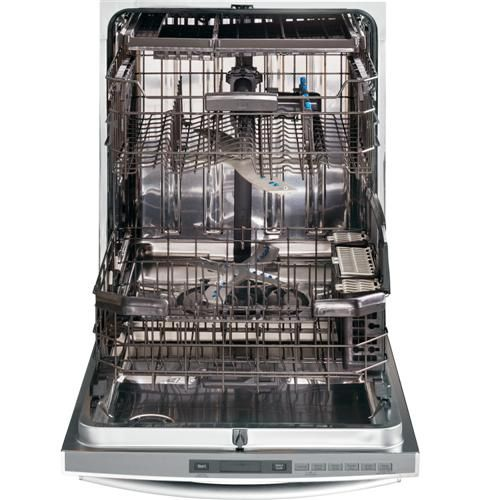 Ge Profile Series Stainless Steel Interior Dishwasher With Hidden Controls Pdt760ssfss Ge Dishwasher Ge Appliances Dishwasher