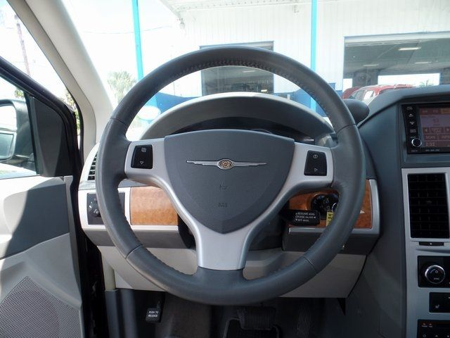 2010 Chrysler Town Country Limited Van Chrysler Palm Beach Fl