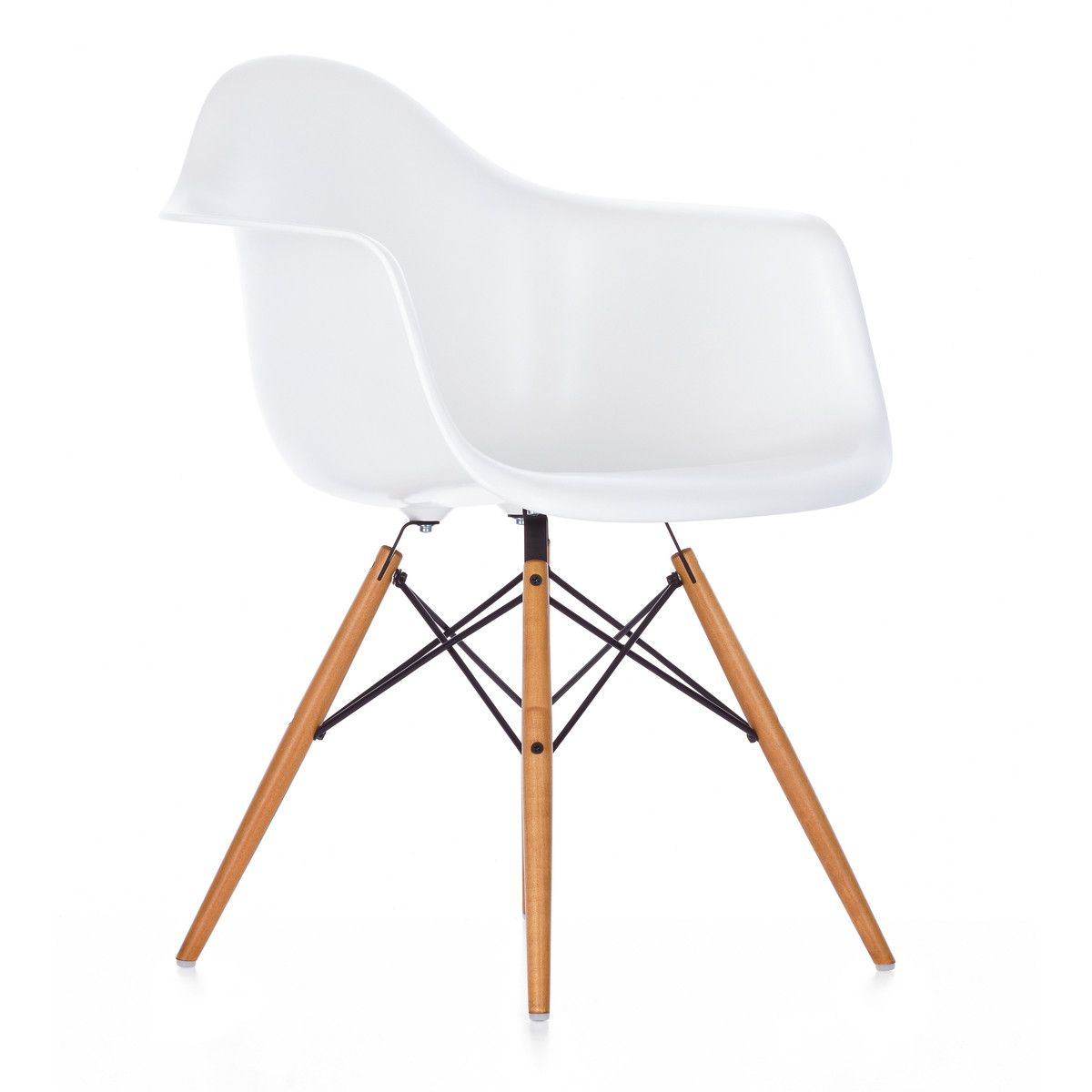 Eames chair white plastic - Eames Plastic Chair Daw Available Here Http Www Instoreshop Be