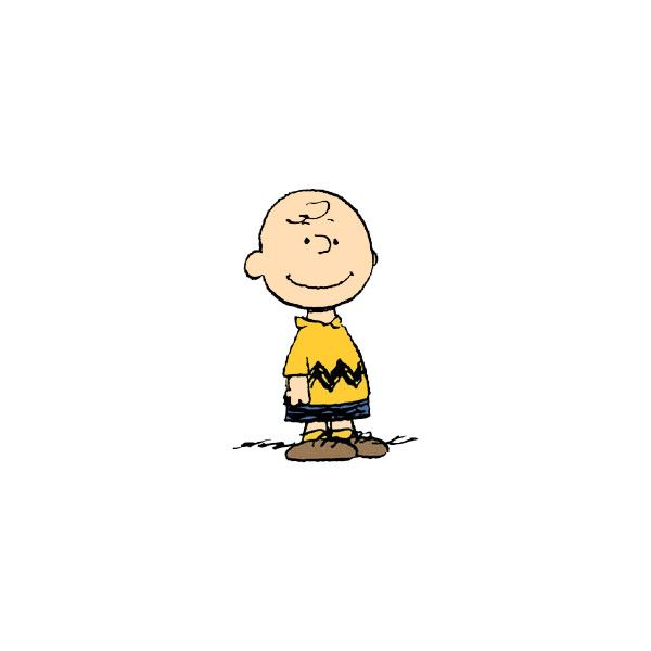 Peanuts Kiss And Makeup: Charlie Brown.png Peanuts Wiki Found On Polyvore