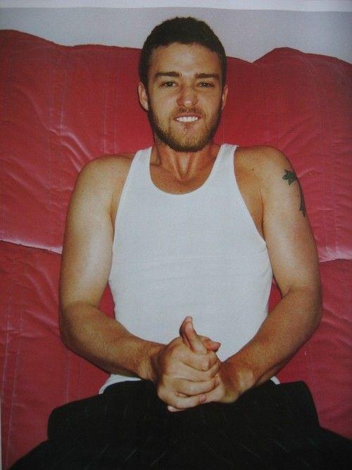 Justin Timberlake. Lascivious.