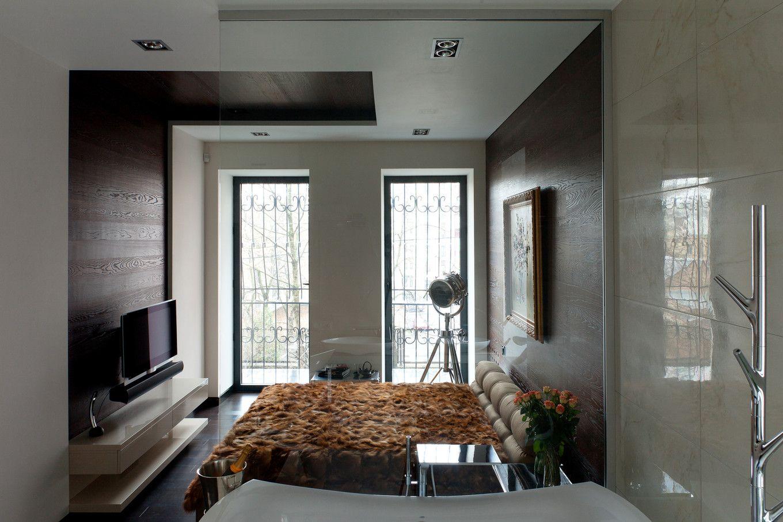 Интерьер квартиры в Киеве от Сергея Махно