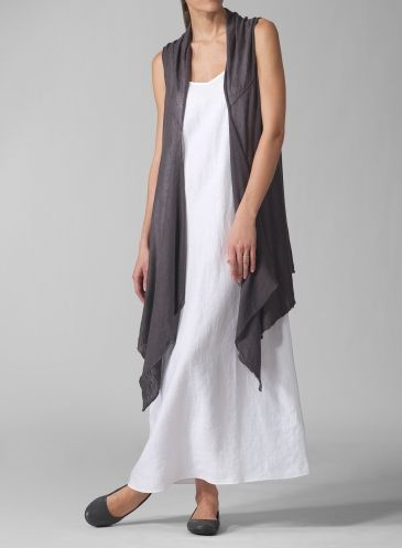 f5fd178572f Luxuriously soft. Soft Vivid Linen is  cool  for spring days and summer  evenings.