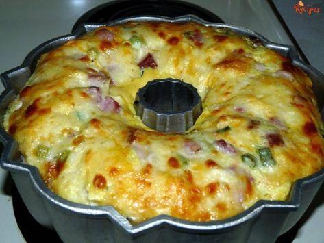 Bundt Cake Breakfast Breakfast Casserole Breakfast Bake