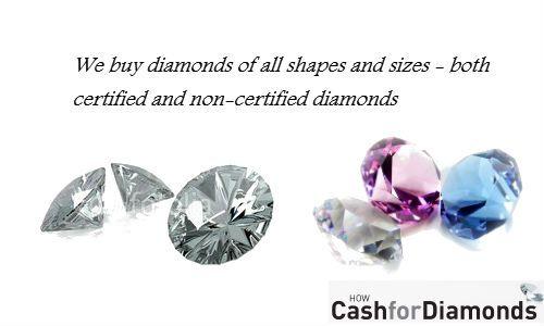 Diamond, Buying diamonds