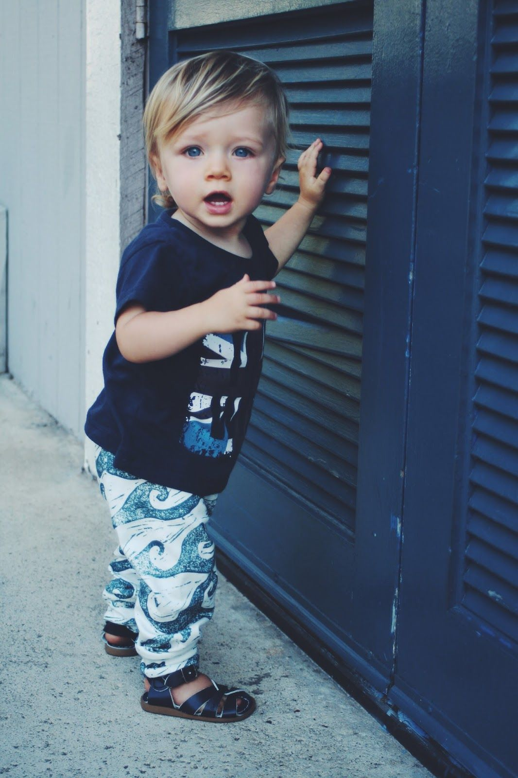 Baby boy style baby style baby salt water sandals toddler style