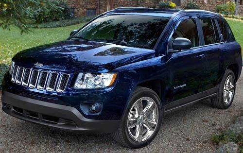 2011 Jeep Compass Limited Suv Edmunds Review Jeep Compass
