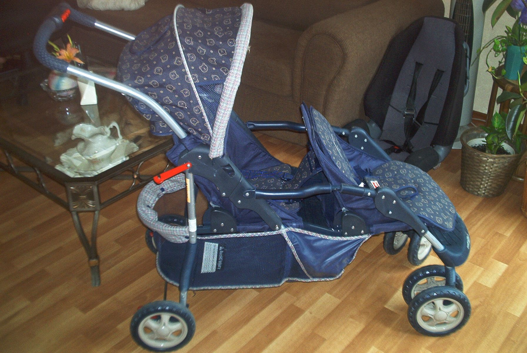 Fisher Price Double Stroller in Tammys' Garage Sale in St