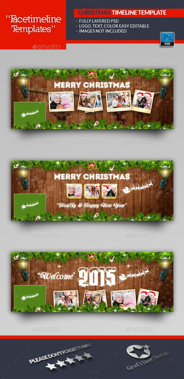 Christmas Timeline Template Timeline, Cover template and Text fonts - advertising timeline template