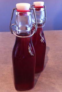 Pomegranate Liqueur Recipe