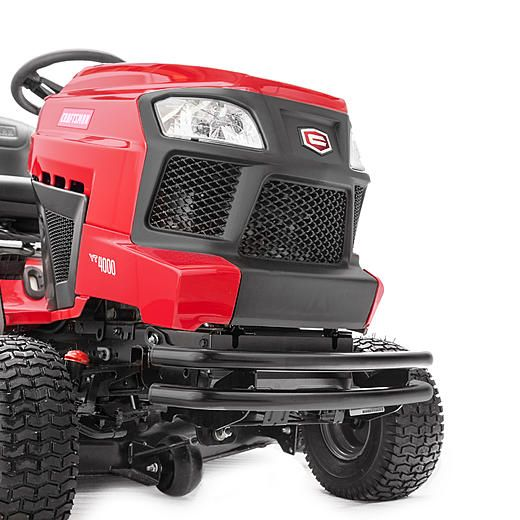 Lawn Mower Bumper : Craftsman dual bar bumper garden tractors pinterest