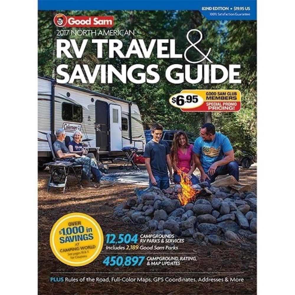 Details about The Good Sam RV Travel & Savings Guide (New