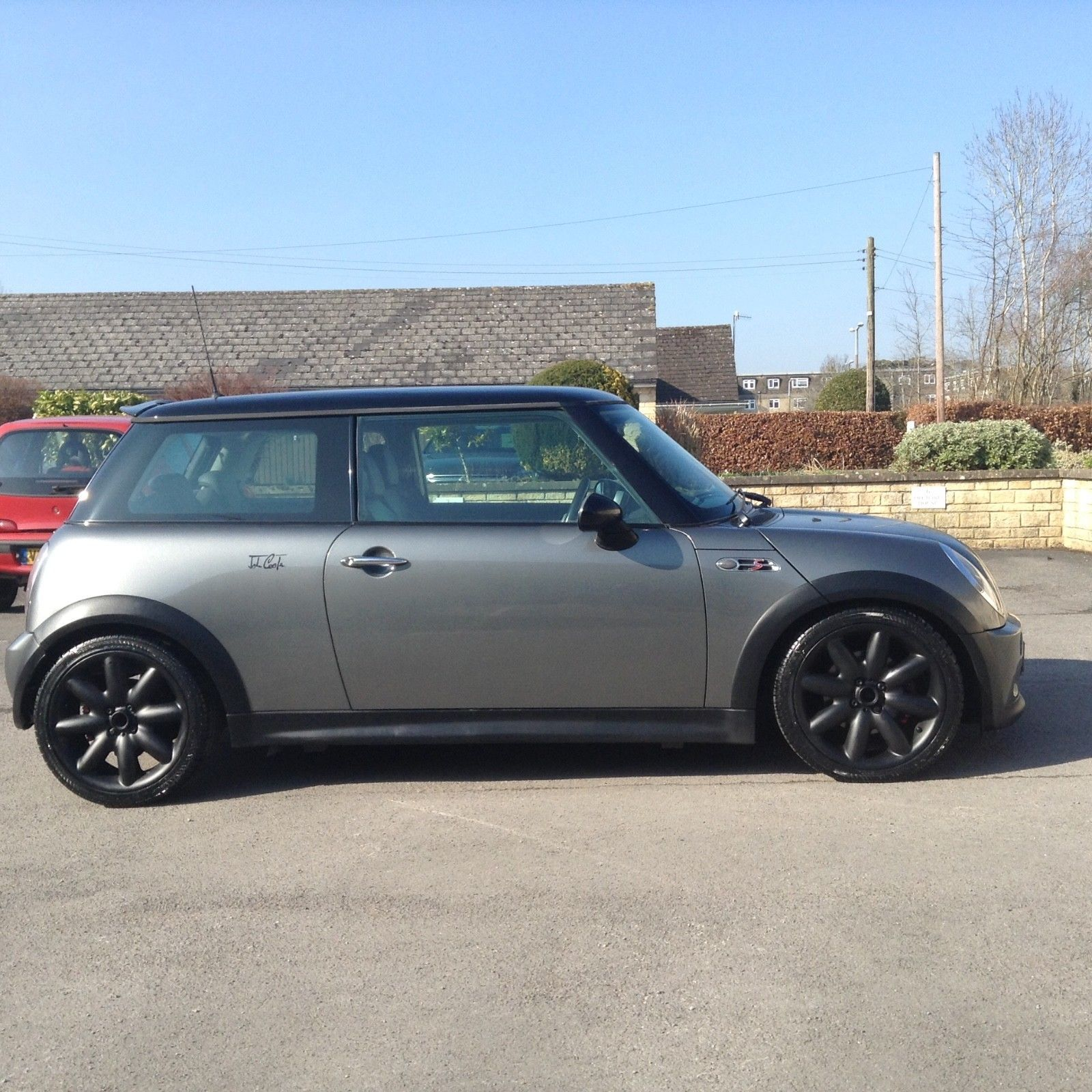 Ebay Mini Cooper S 200bhp Lowered Remap 17 Supercharger