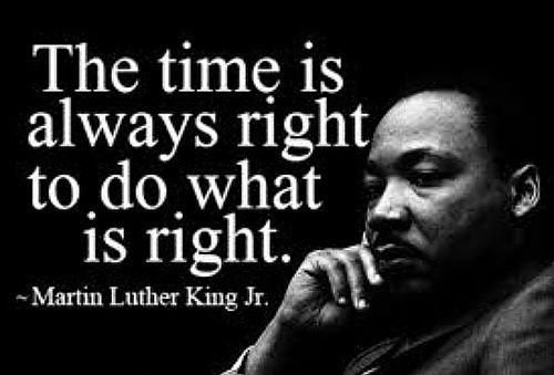 Image result for inspirational quotes for mlk day