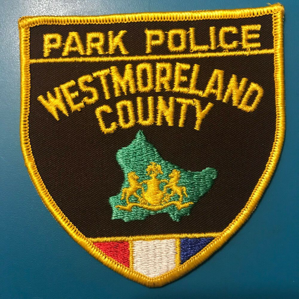 Washington Dc Housing Authority: Westmoreland County Park Police Pennsylvania PA Ranger
