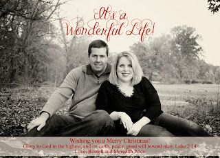 Black And White Photo Red Writing Holiday Card Ideas Pinterest