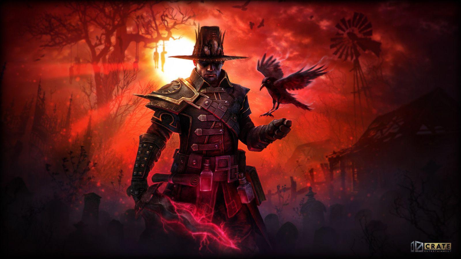Grim Dawn Occultist Build Guides For Beginners Dark Power Chaos Magic Dawn