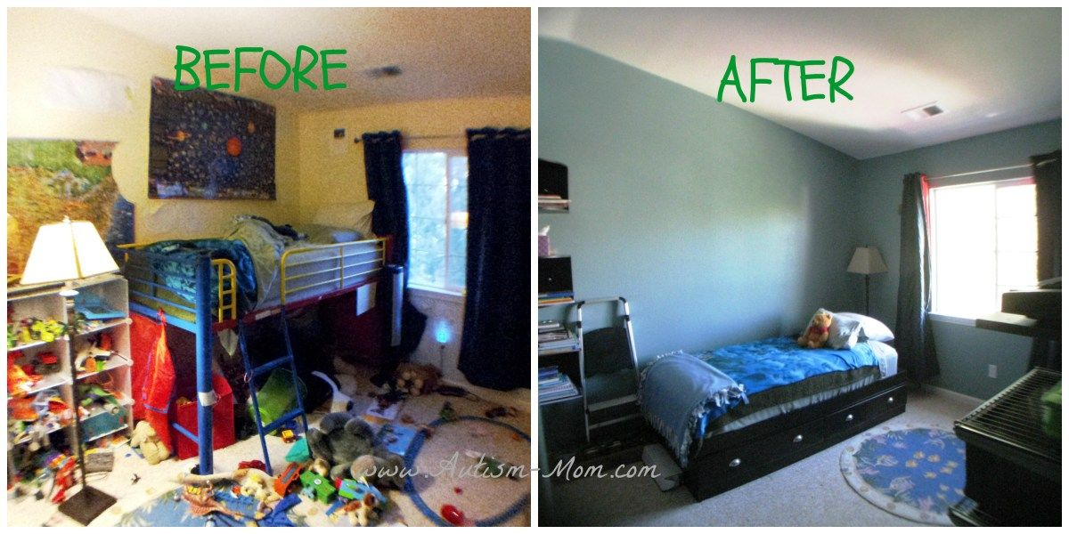 his friendly bedroom | ryry | autism teens, autism sensory, autism