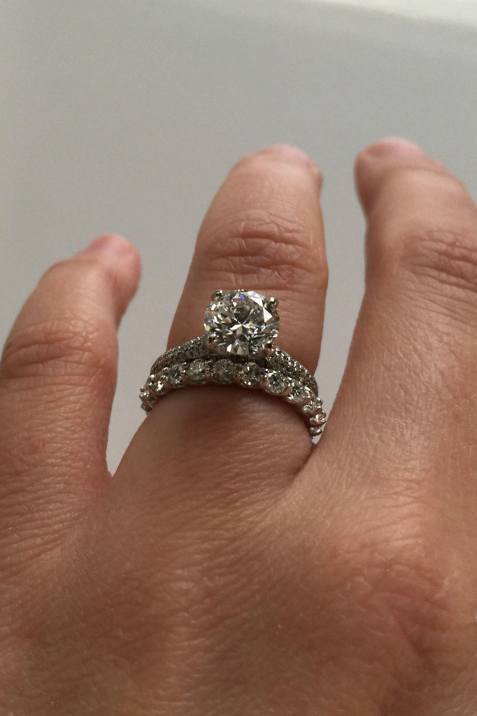 Unique Show Your Wedding Ring Sets