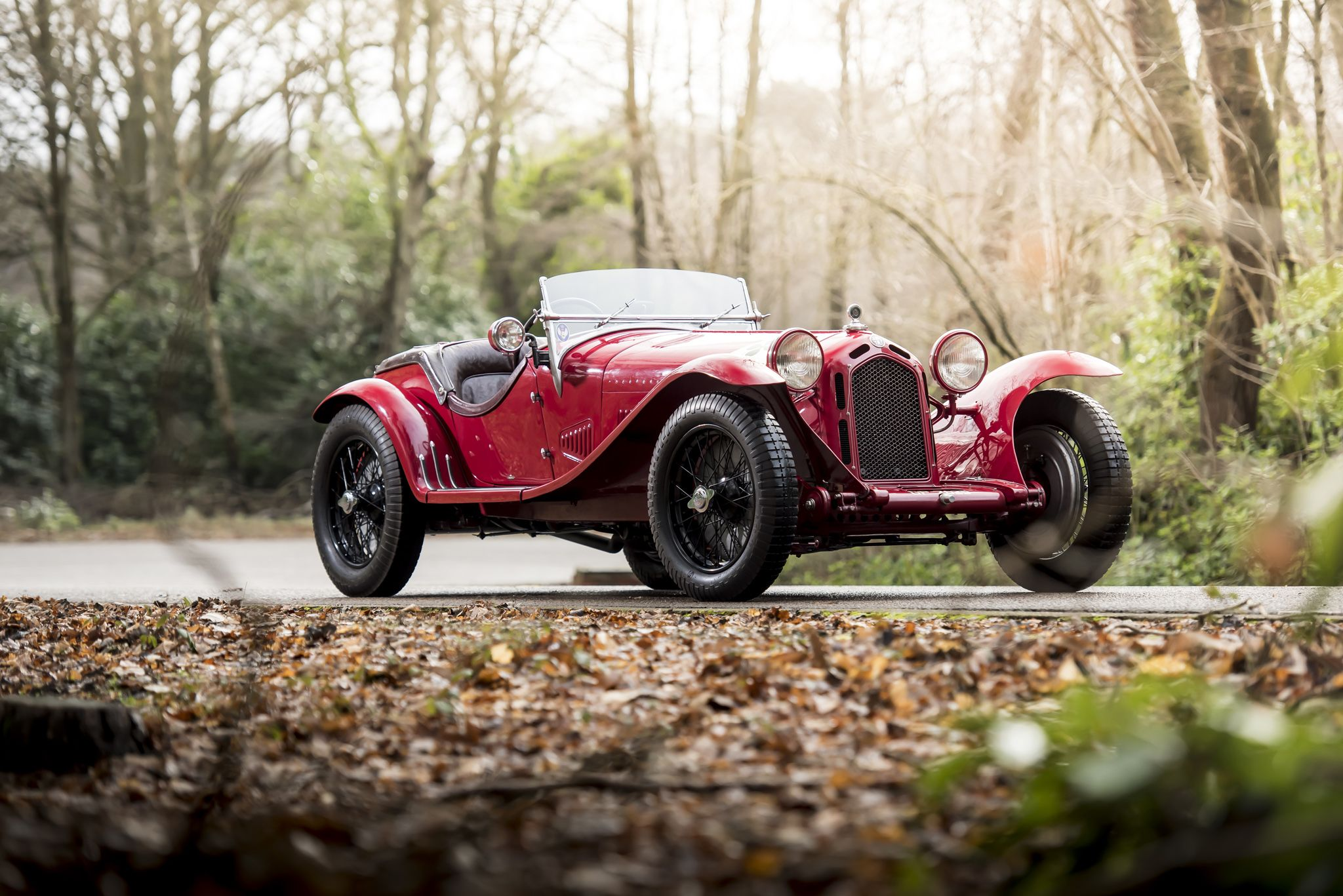 1931 Alfa Romeo 8C 2300 Zagato Spider Cars for sale