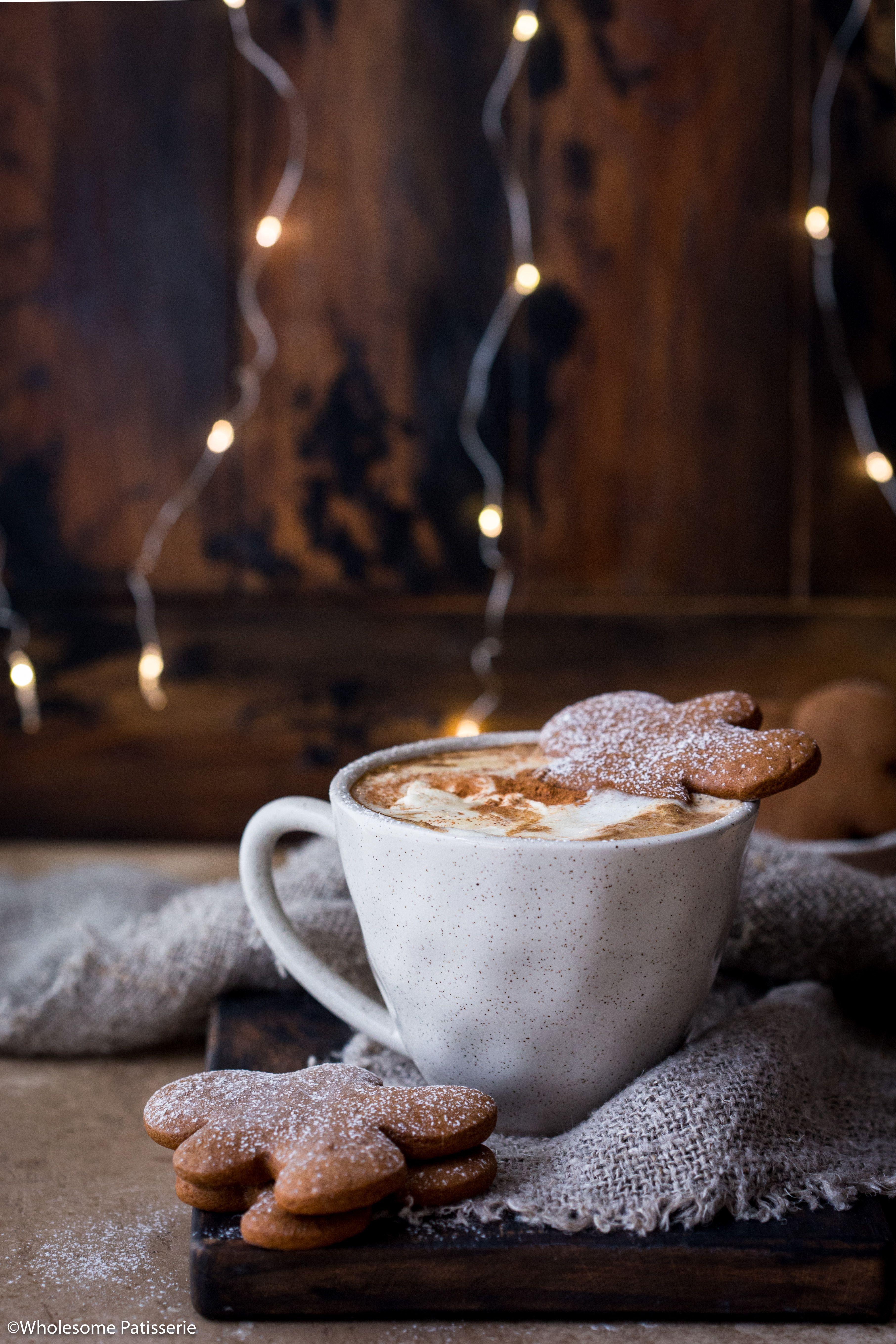 Gingerbread Latte Recipe Latte flavors, Gingerbread