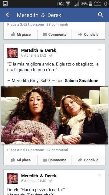 Frasi Amicizia Greys Anatomy.Grey S Anatomy Citazioni Meredith Grey Meredith Grey Grey S Anatomy
