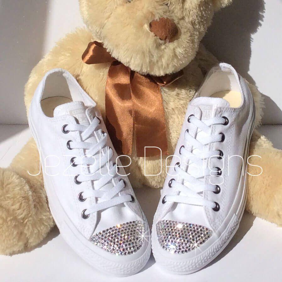 Converse wedding shoes