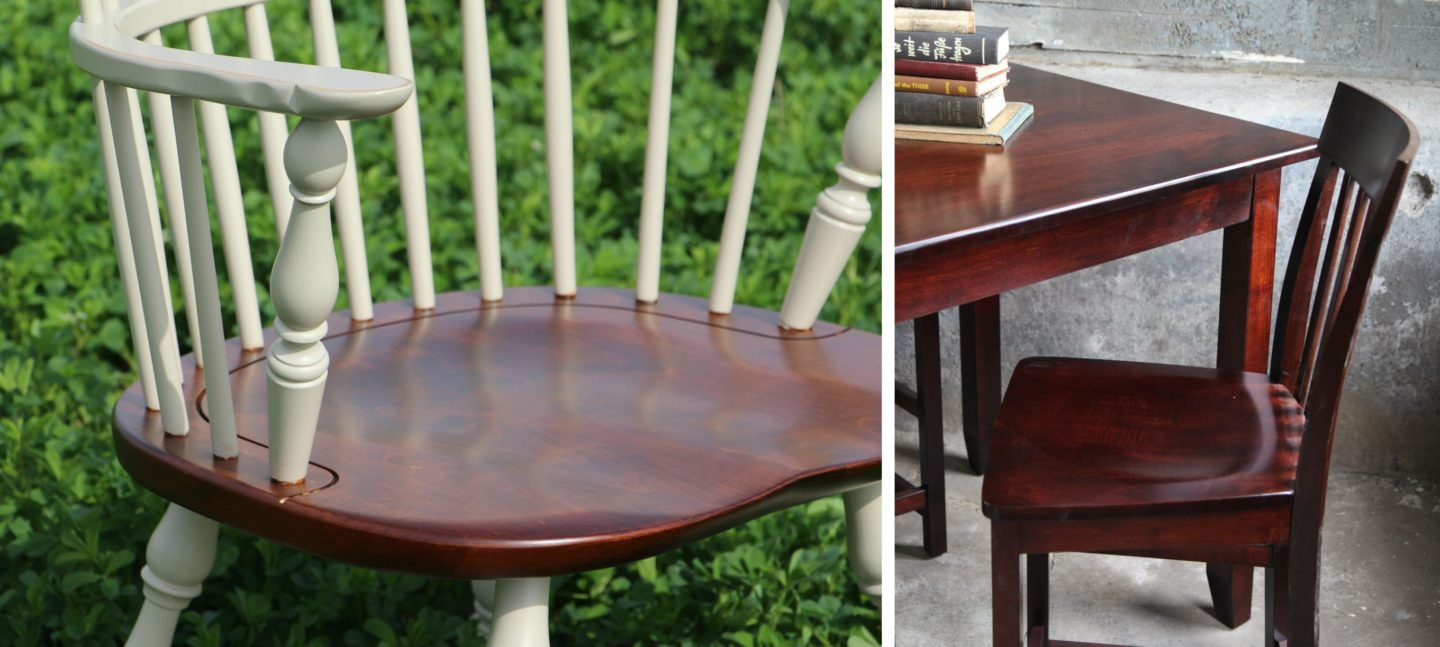 Not all chairs are created equal, but each is beautiful and functional in their own way. #handcrafted #home #chairs