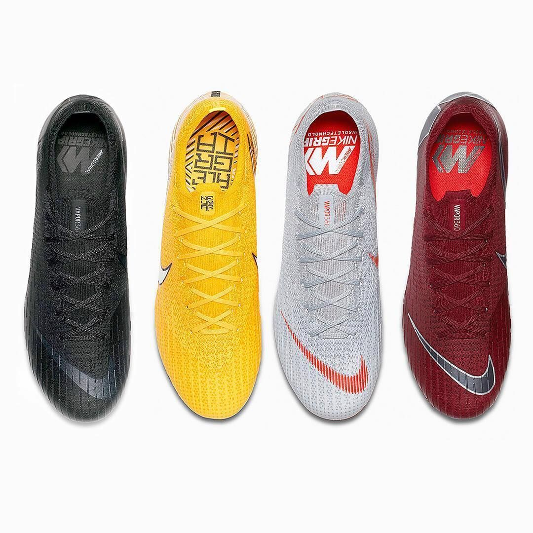 0ee0a7baf Four recent Mercurial Vapor XII releases