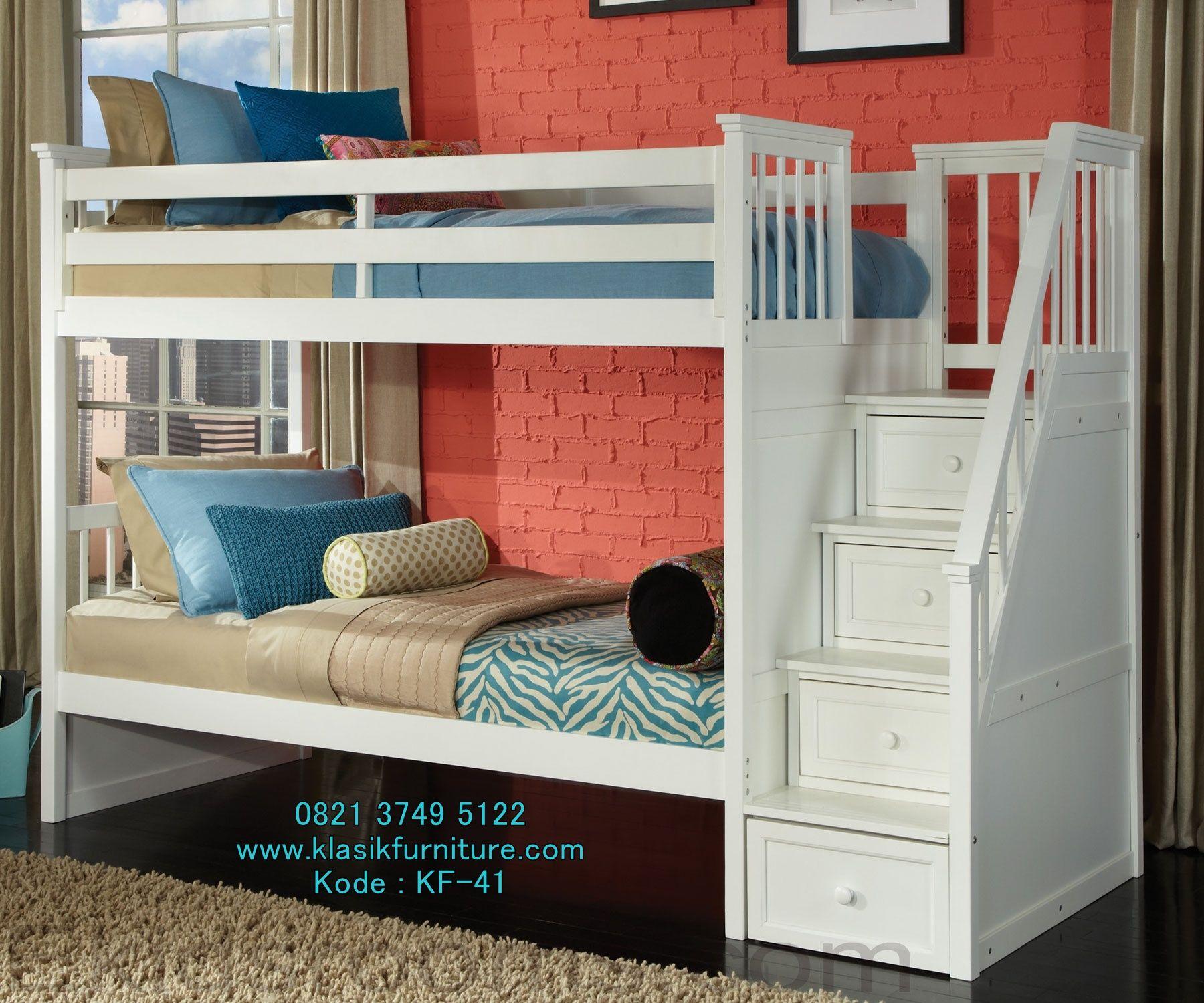 Tempat tidur tingkat simple jual anak model minimalis ukir maupun desain klasik also rh pinterest