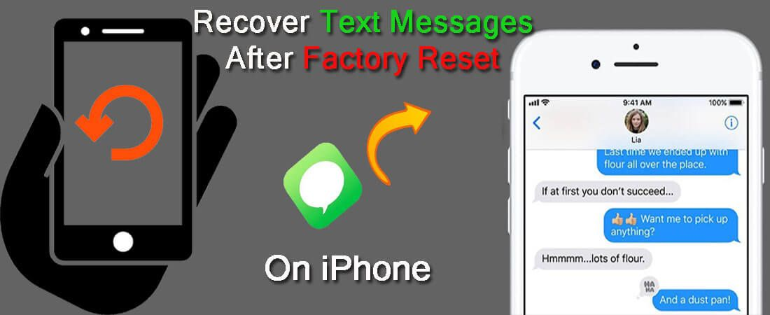 Can You Get Back Deleted Texts Iphone Pin On Ios Data Recovery