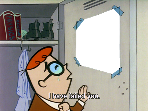 Sorry I Have Failed You Dexter Meme Google Search Meme Template Create Memes Blank Memes