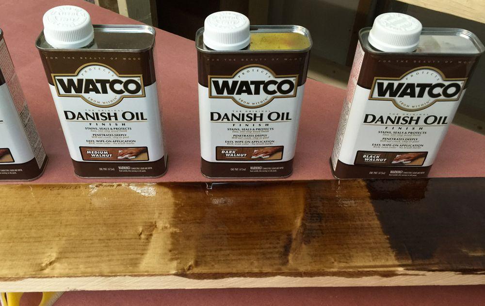 Danish oil colors on pine danish oil staining wood