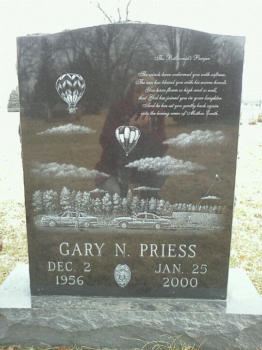 Gary Priess End of Watch: 1/25/2000