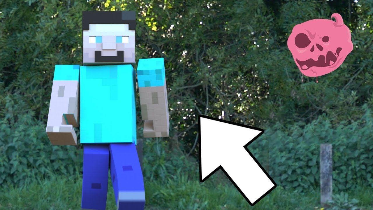 Minecraft Steve Vs Real Life Minecraft Animation Minecraft