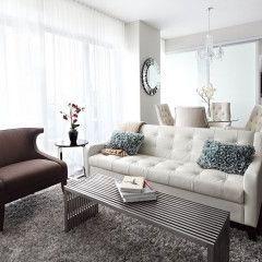 Like tufted sofa.