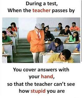 Students meme and memories