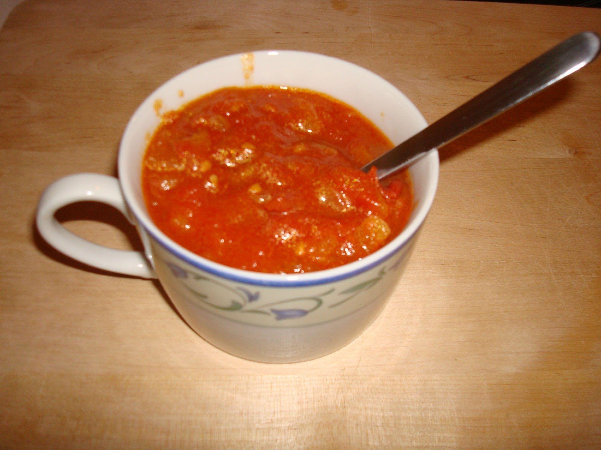 Salsa De Tomate Para Kebab Bocatas Y Carnes Toniococina 47 Receta Salsa De Tomate Kebab Salsas Con Mayonesa