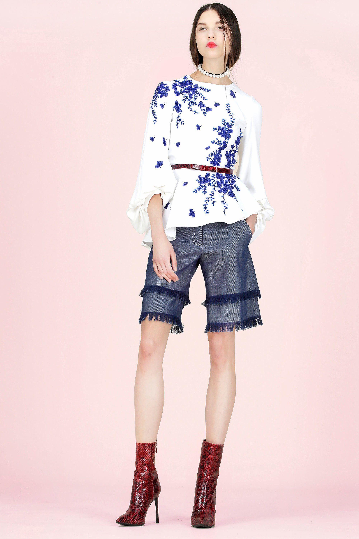 Andrew Gn Resort 2018 Fashion Show | Fashion, Fashion show, Beautiful outfits