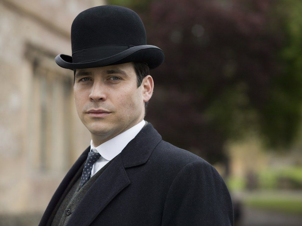 """It's almost impossible for Thomas (Robert James-Collier) not to have a sly, mischievous smirk on his face. 