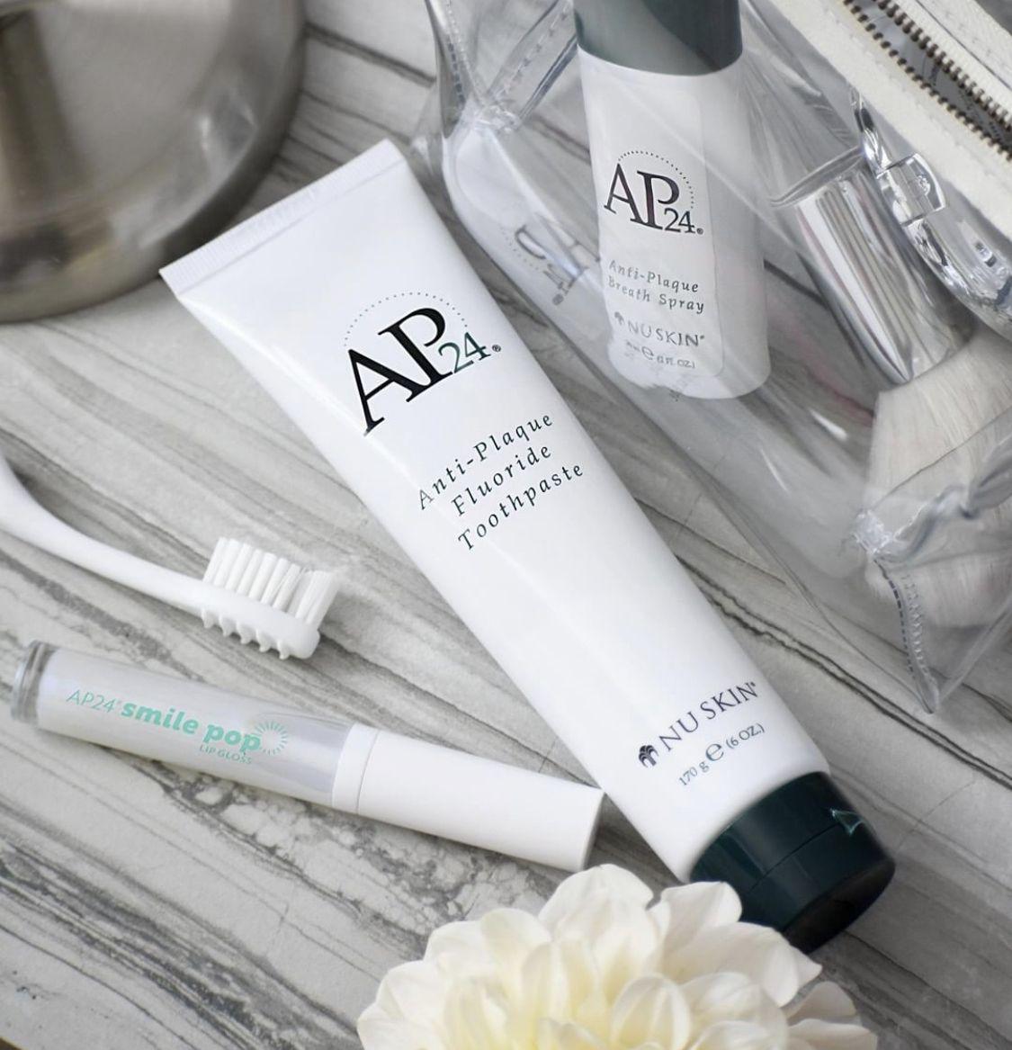 AP24 AntiPlaque Fluoride Toothpaste 2020 Beauty Best