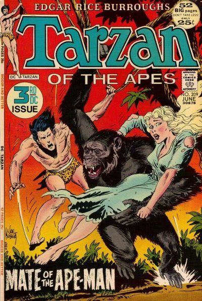 Tarzan Comics | The Tarzan Cover Gallery!