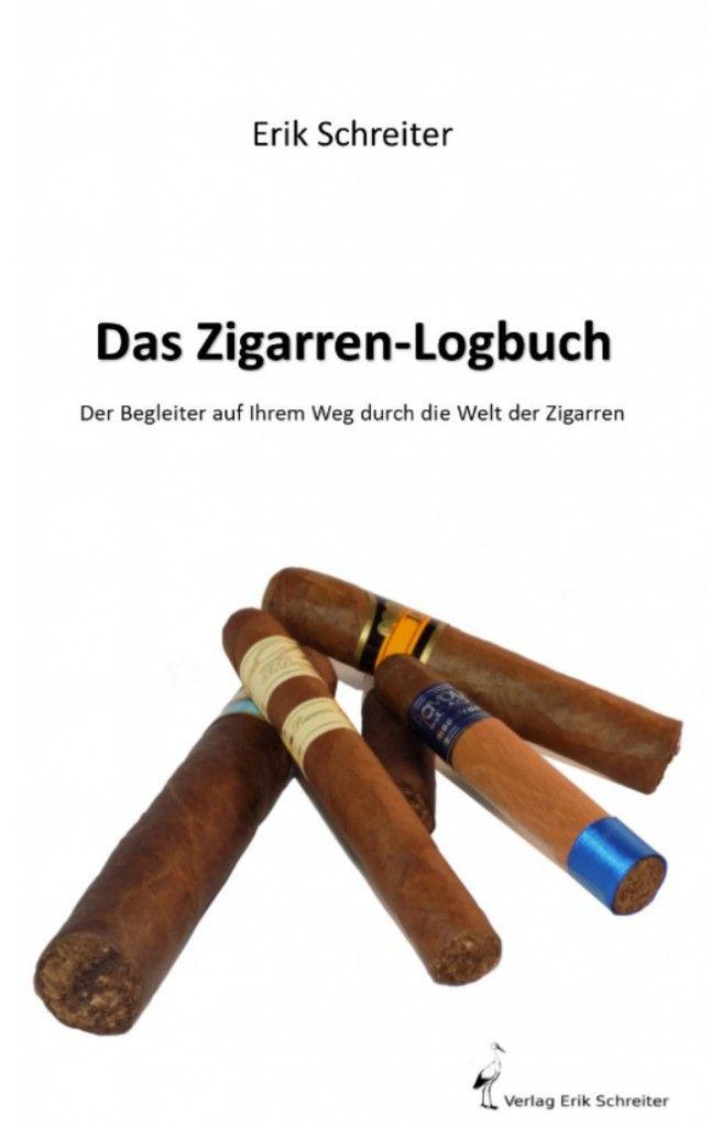 Das Zigarren-Logbuch ist dafür gemacht, Zigarrenfreund und Zigarrenhändler gemeinsam dabei zu unterstützen,die persönlich perfekte Zigarre zu finden.   Verlag Erik Schreiter, 8,45€