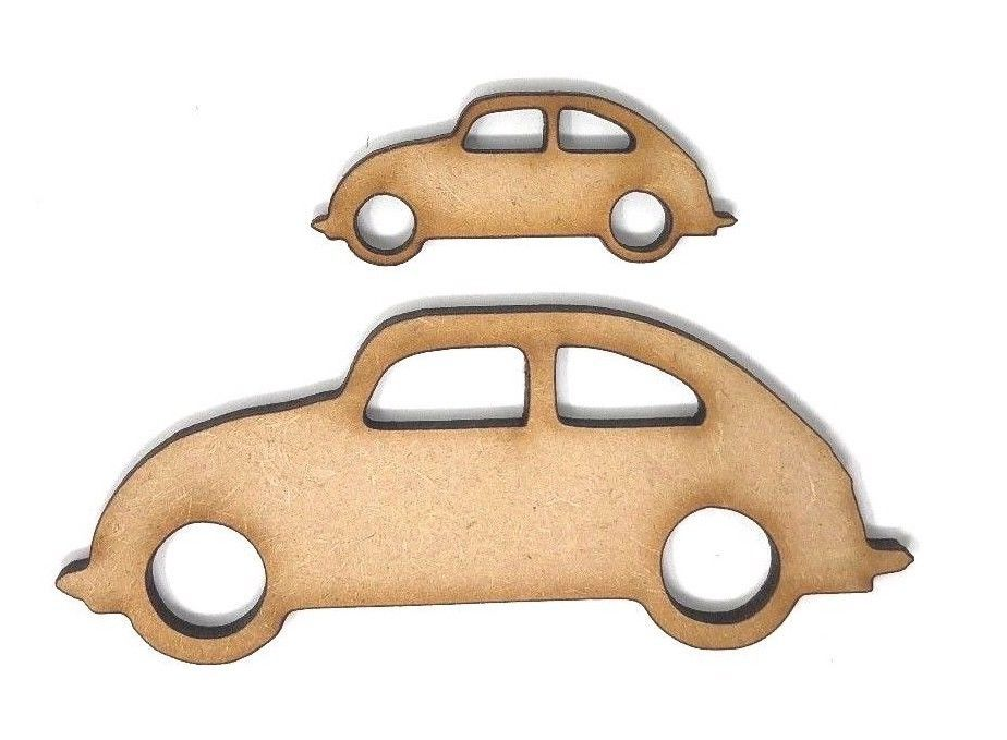 Car Craft Vw >> Details About Bubble Car Craft Shape Vw Beetle Wooden Mdf
