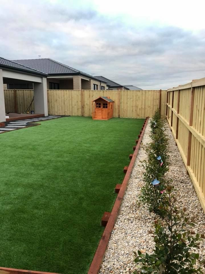 Artificial Grass Amp Synthetic Turf In Melbourne In 2020 Backyard No Grass Backyard Landscape