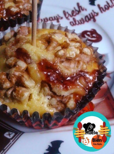 Muffins de Halloween - ¡Huele Bien!
